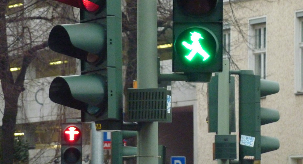 Traffic Light Men