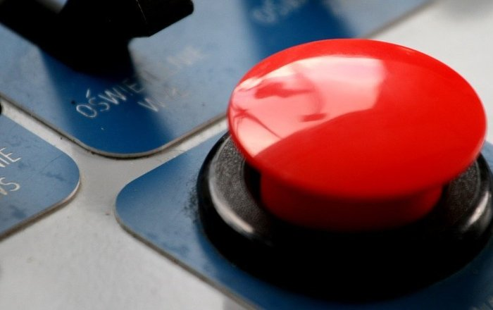 True Purpose of Obama's Oval Office Red Button Finally
