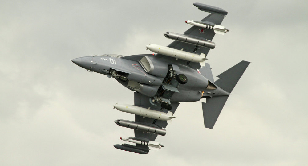 Desh Takes Delivery Of Yak 130 Jets