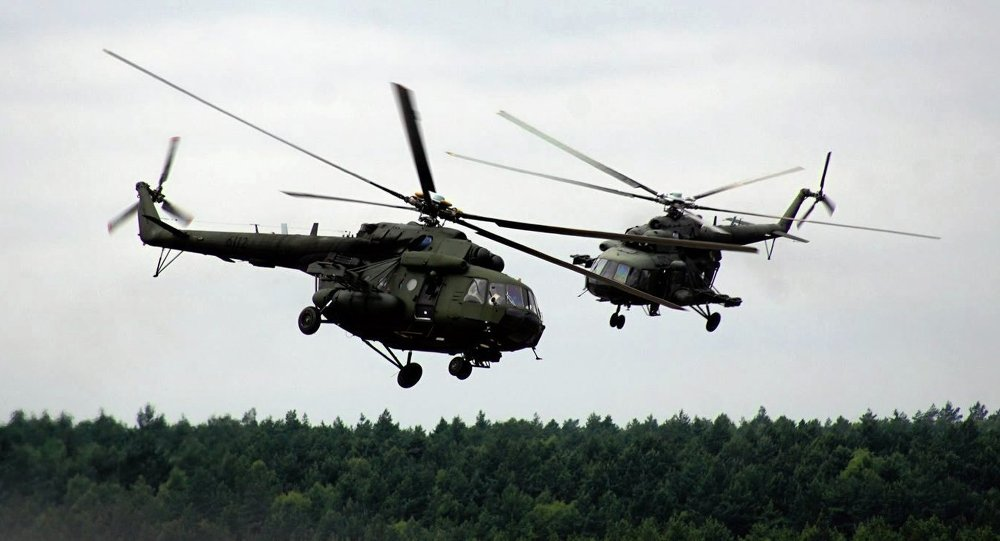 Units from NATO allied countries take part in the NATO Noble Jump 2015 exercises, part of testing and refinement of the Very High Readiness Joint Task Force (VJTF) in Swietoszow, Poland June 18, 2015