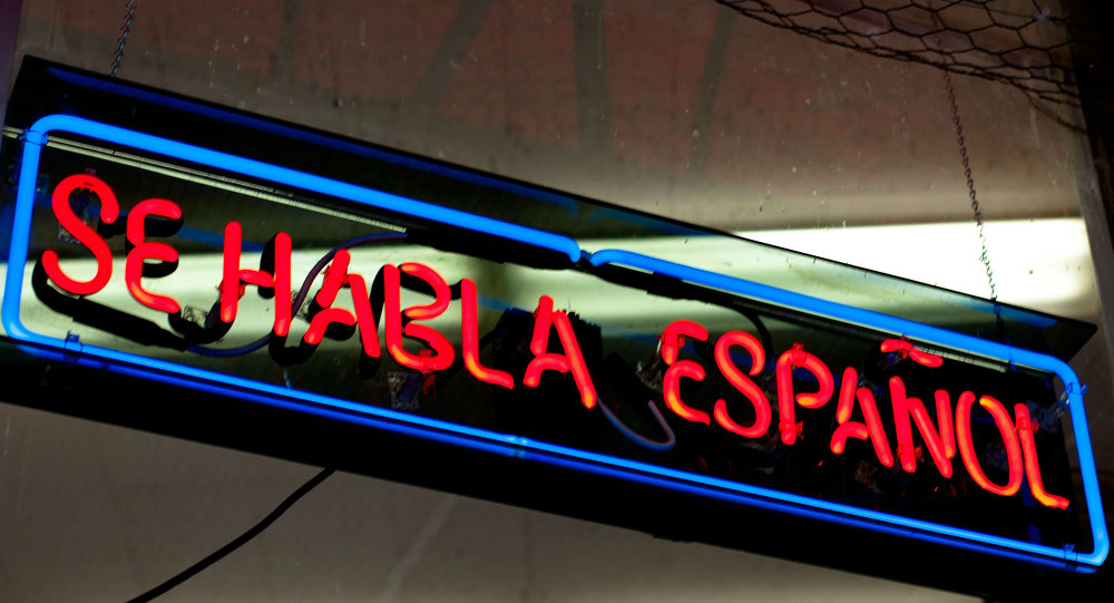Speaking Spanish is disapproved in some American schools