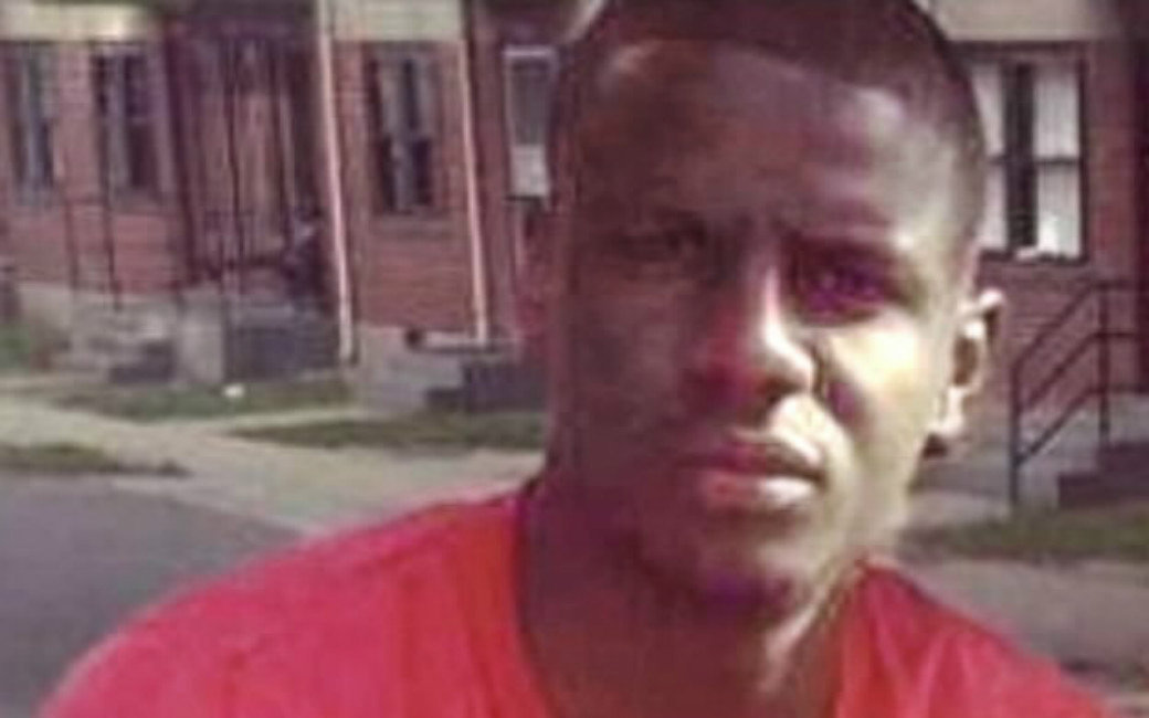 Portrait of Freddie Gray
