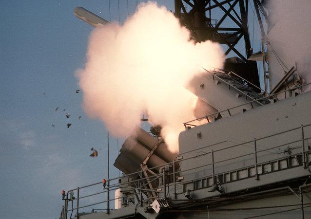BGM-109 Tomahawk Land-Attack Missile (TLAM)