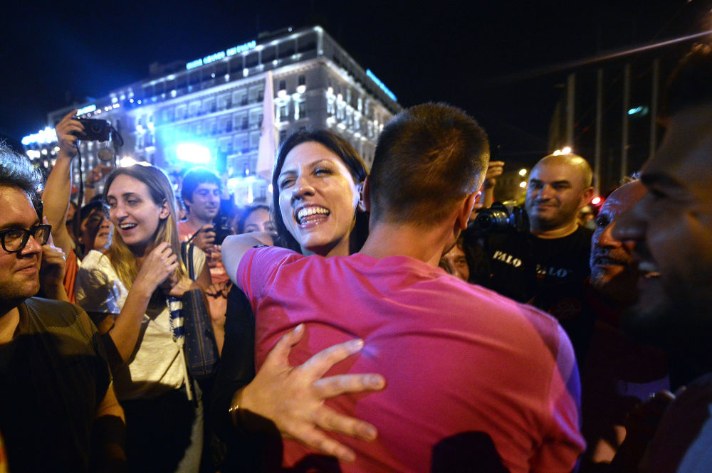 Opening New Page in History: Greferendum Celebrations