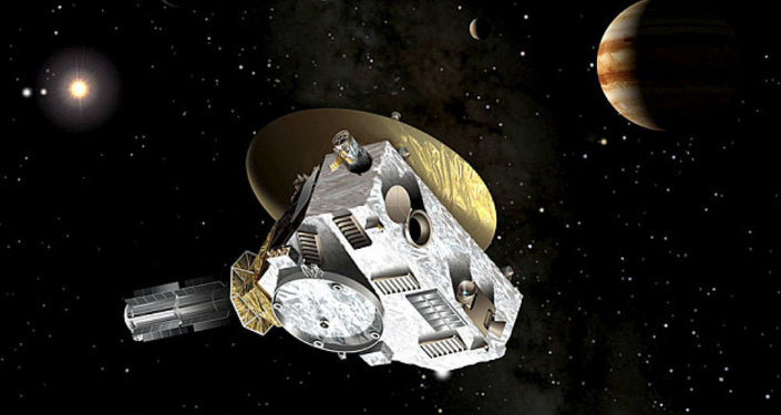 The New Horizons probe
