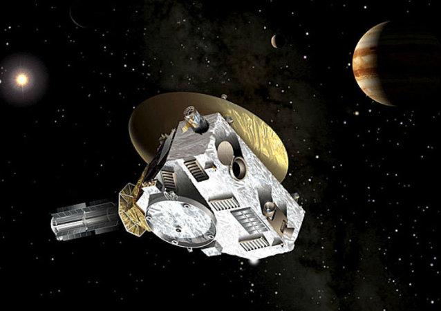 The New Horizons probe