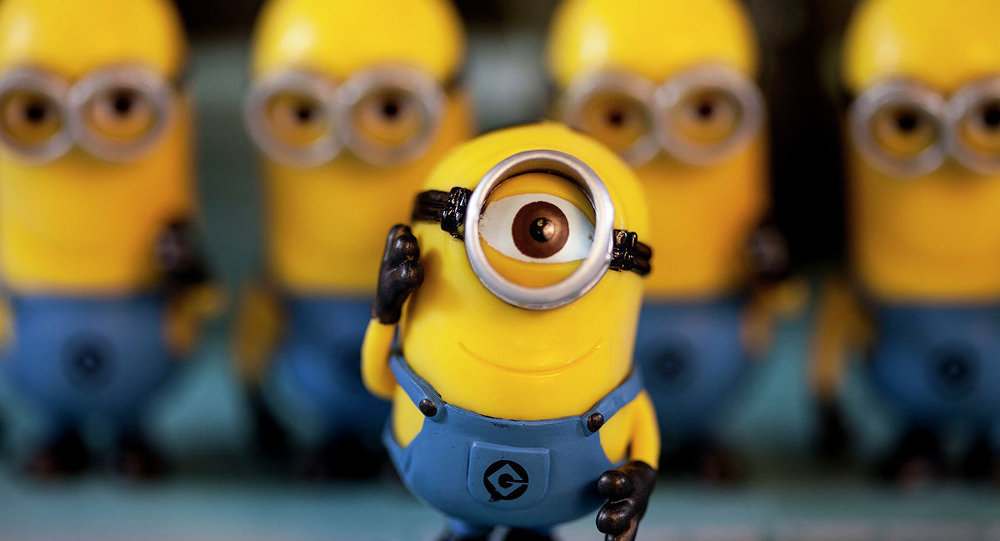 WTF Parents Say McDonalds Minion Toys Swearing At Children VIDEO
