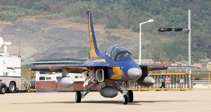 Indonesian  KAI T-50 Golden Eagle