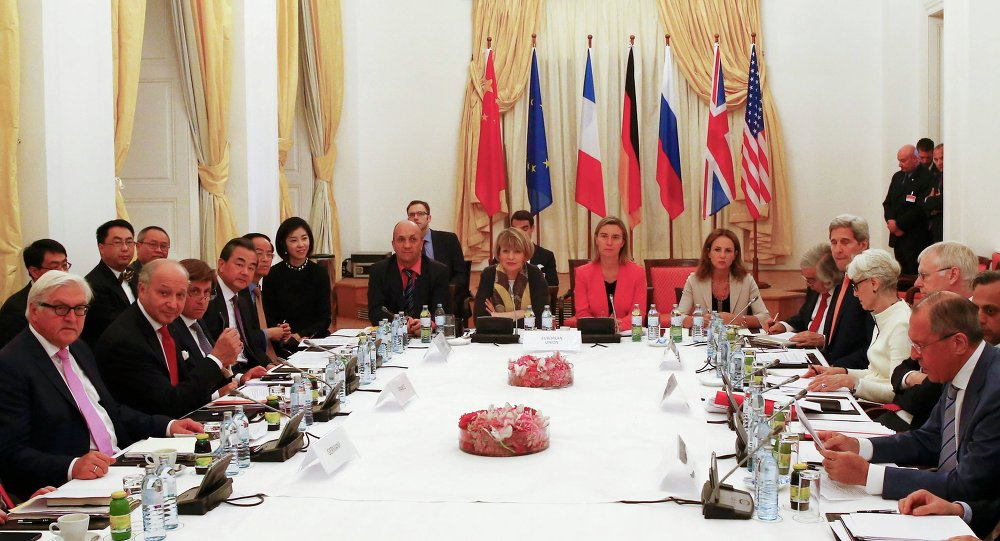 Iran, P5+1 meeting
