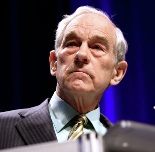 Ron Paul at CPAC in 2011.