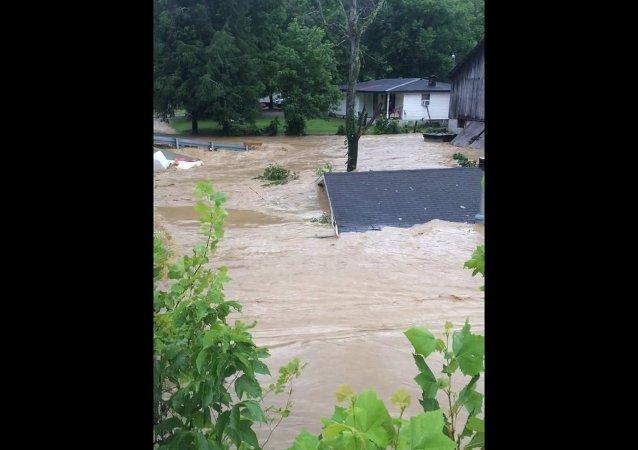 Flatgap flooding