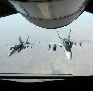 US fighter jets in Syria
