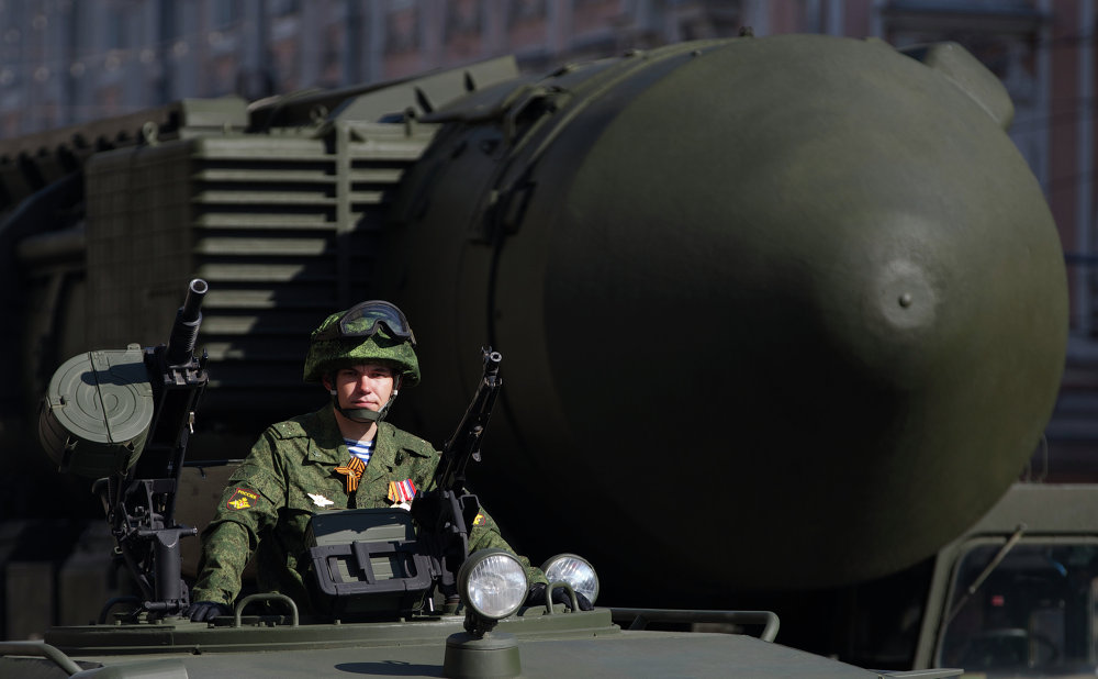 Powerful Topol-M: 30 Years in the Inventory of the Russian Army