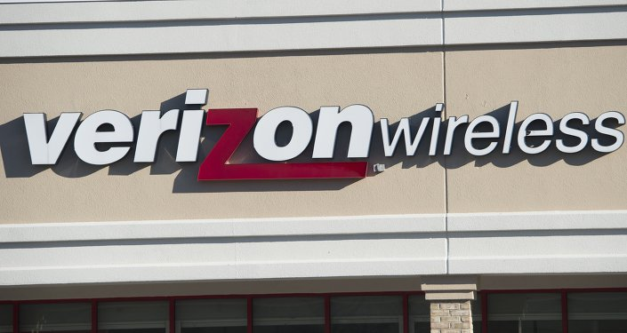 A Verizon wireless cellphone store is seen in Falls Church, Virginia, December 30, 2014.