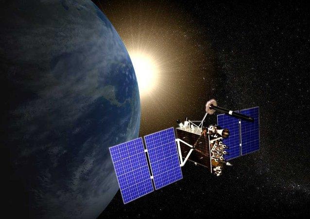 GLONASS-K satellite
