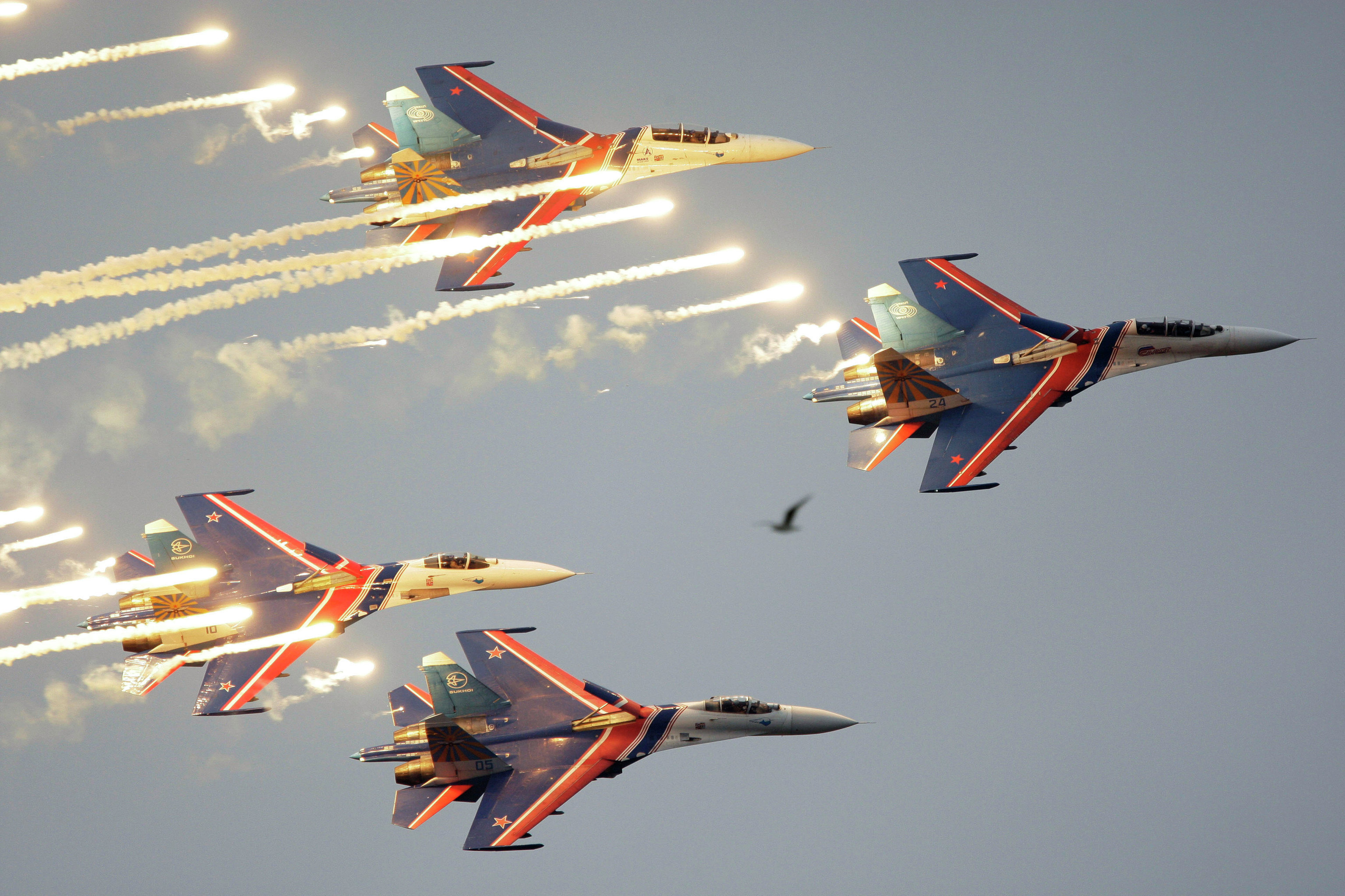 Russian Knights Show 101
