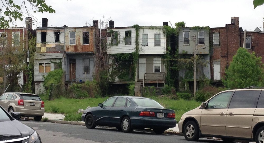 The number of homicides in Baltimore, Maryland reportedly has risen to more than 40 in July.