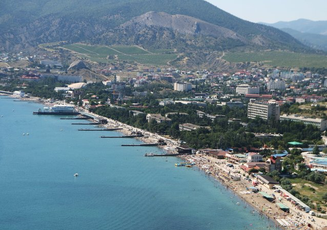 A view of Crimea