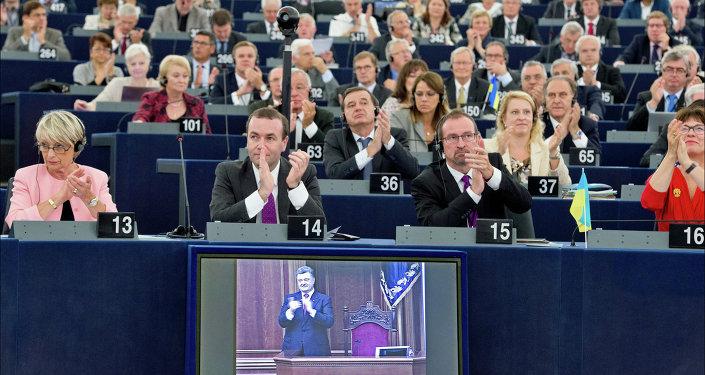 European Parliament gives green light to EU–Ukraine agreement