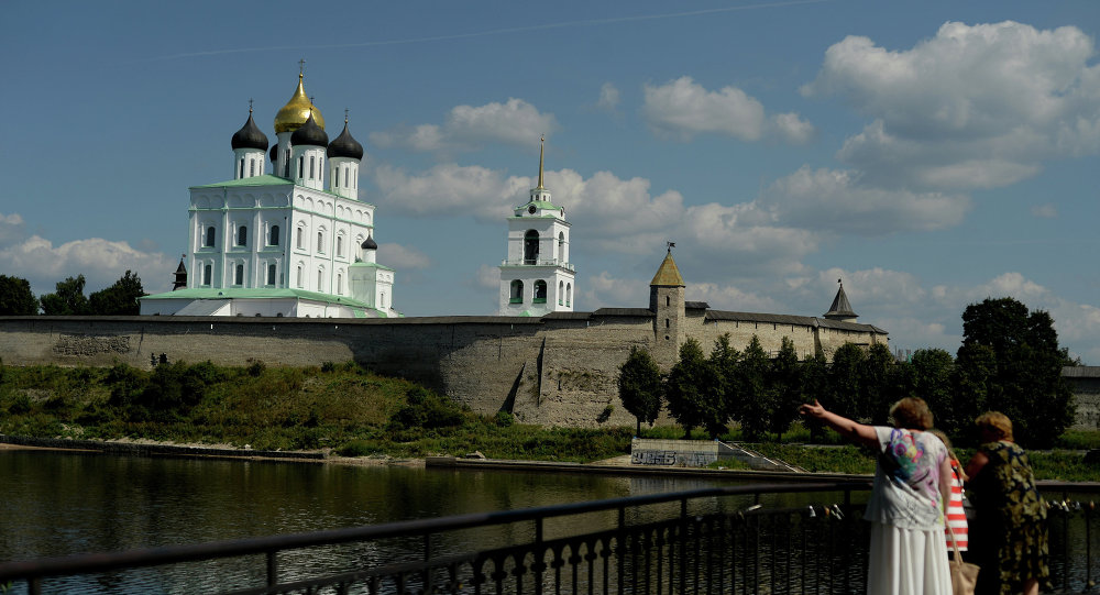 Regions of Russia. Pskov region