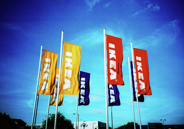 Ikea Flags