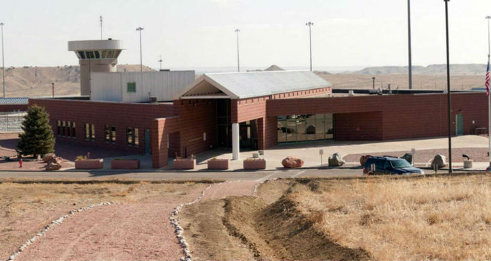 The United States Penitentiary, Administrative Maximum Facility in Florence, Colorado