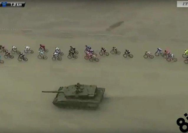Arctic Race 2015 - Tank
