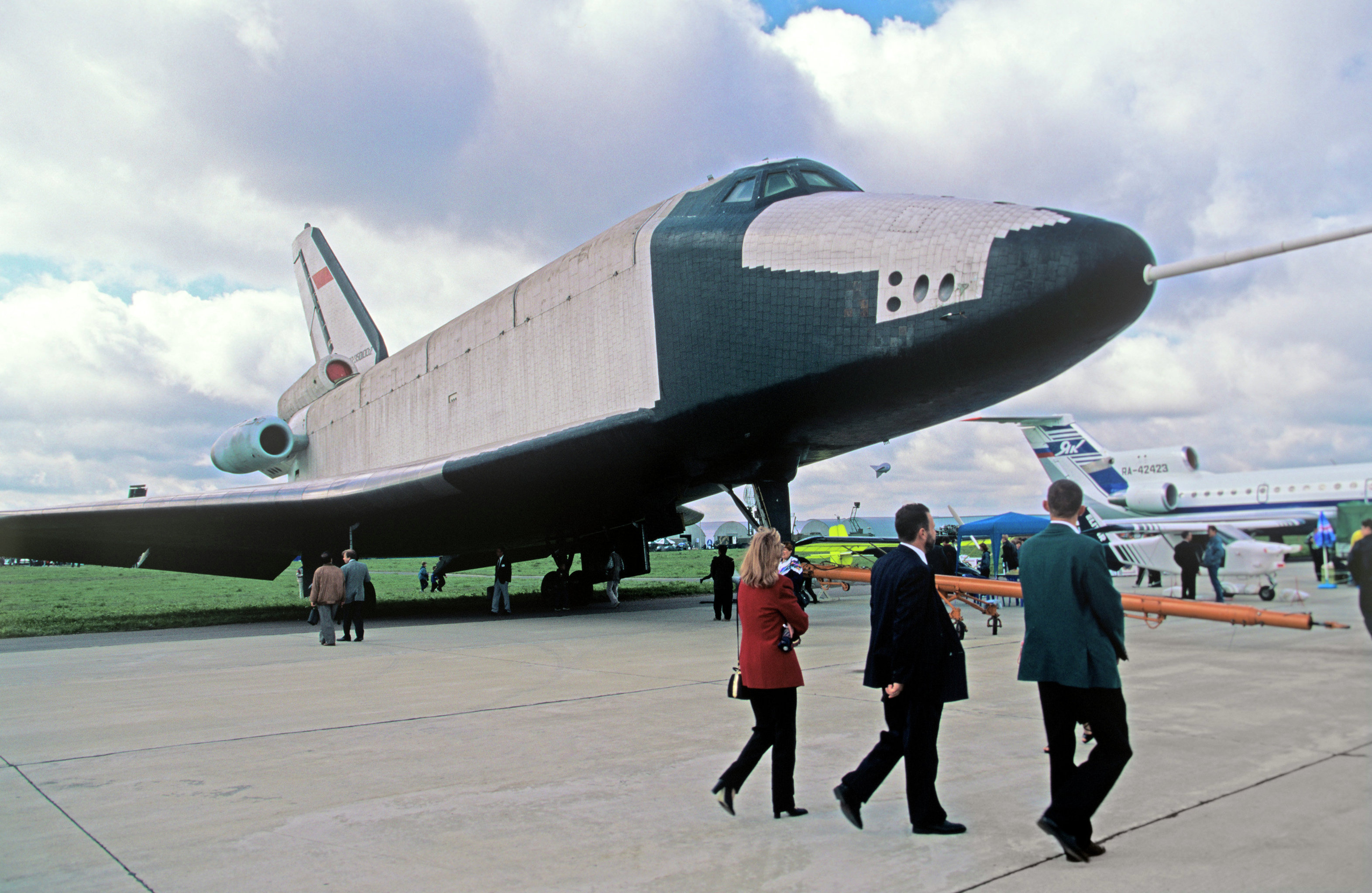 soviet space shuttle revived - photo #3