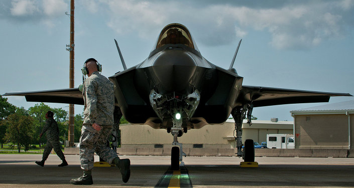 F-35 100th flight