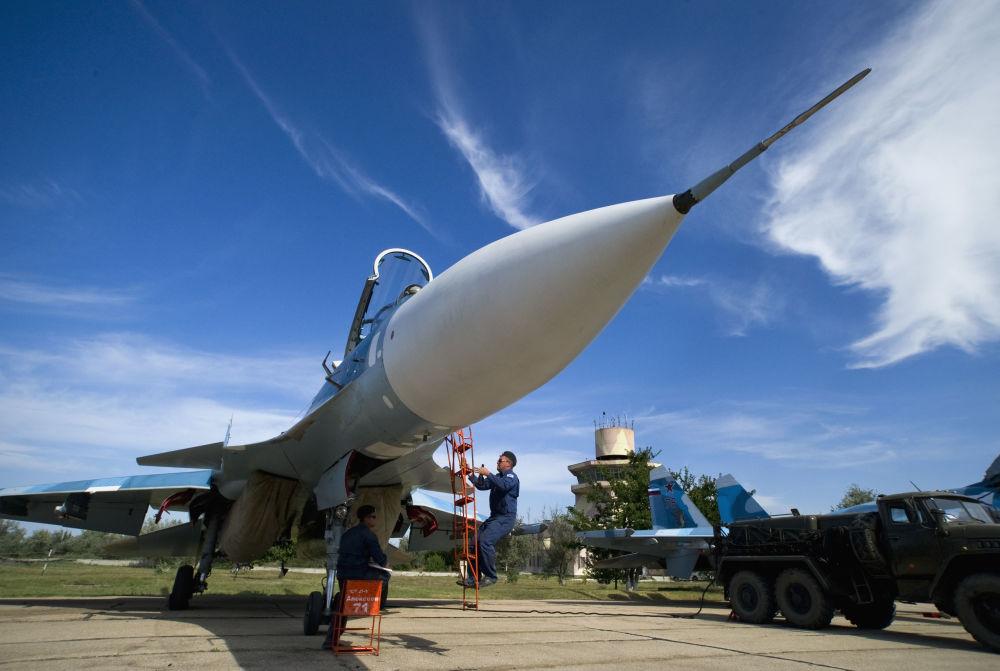 Like Riding a Bike: Russian Carrier Aviation Training Flights in Crimea