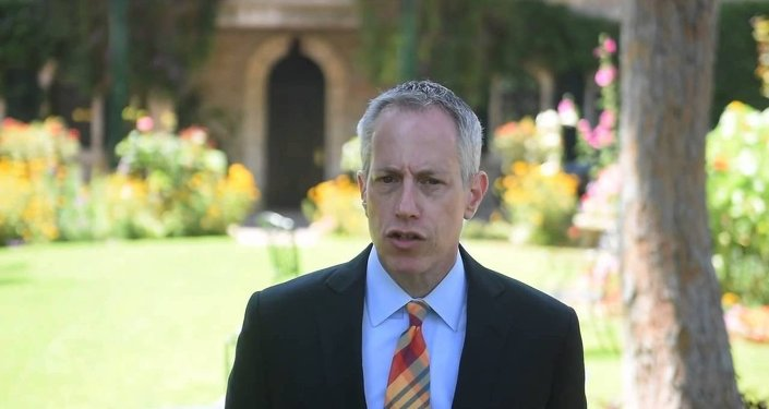 United States Special Envoy to Syria Michael Ratney