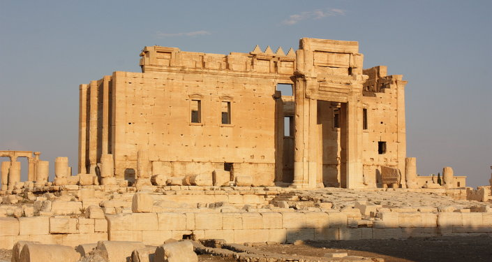 Palmyra, Temple of Bel