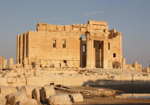 Palmyra, Temple of Bel