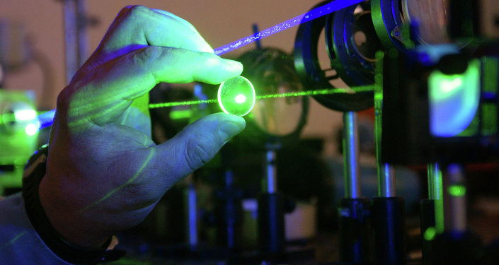 Laser probing industry