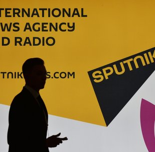 Sputnik at the Eastern Economic Forum in Vladivostok