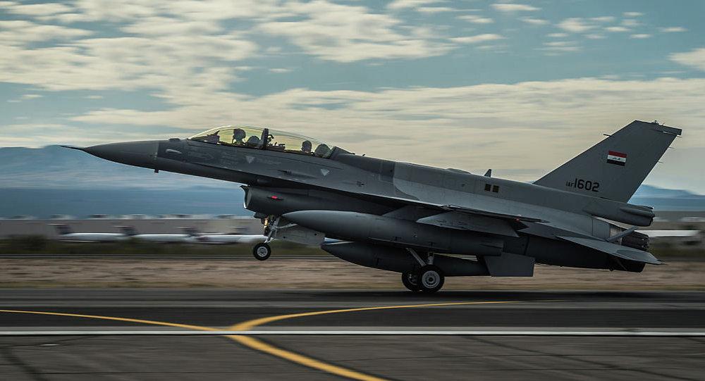Iraqi F-16D