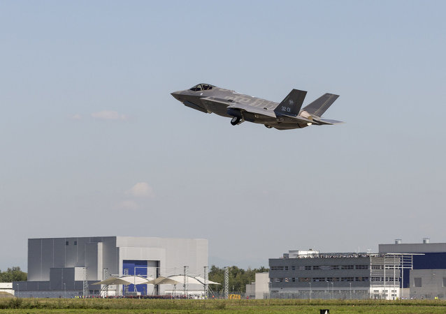 The first F-35A for the Italian Air Force, and the first F-35 built at the Cameri FACO, takes to the skies over Italy