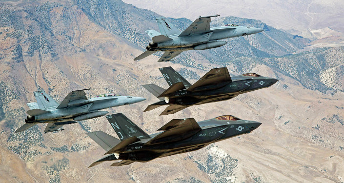 United States Lacks F-22 Fighter Jets - Air Combat Command