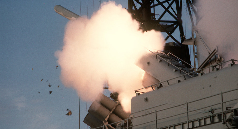 Tomahawk Land-Attack Missile