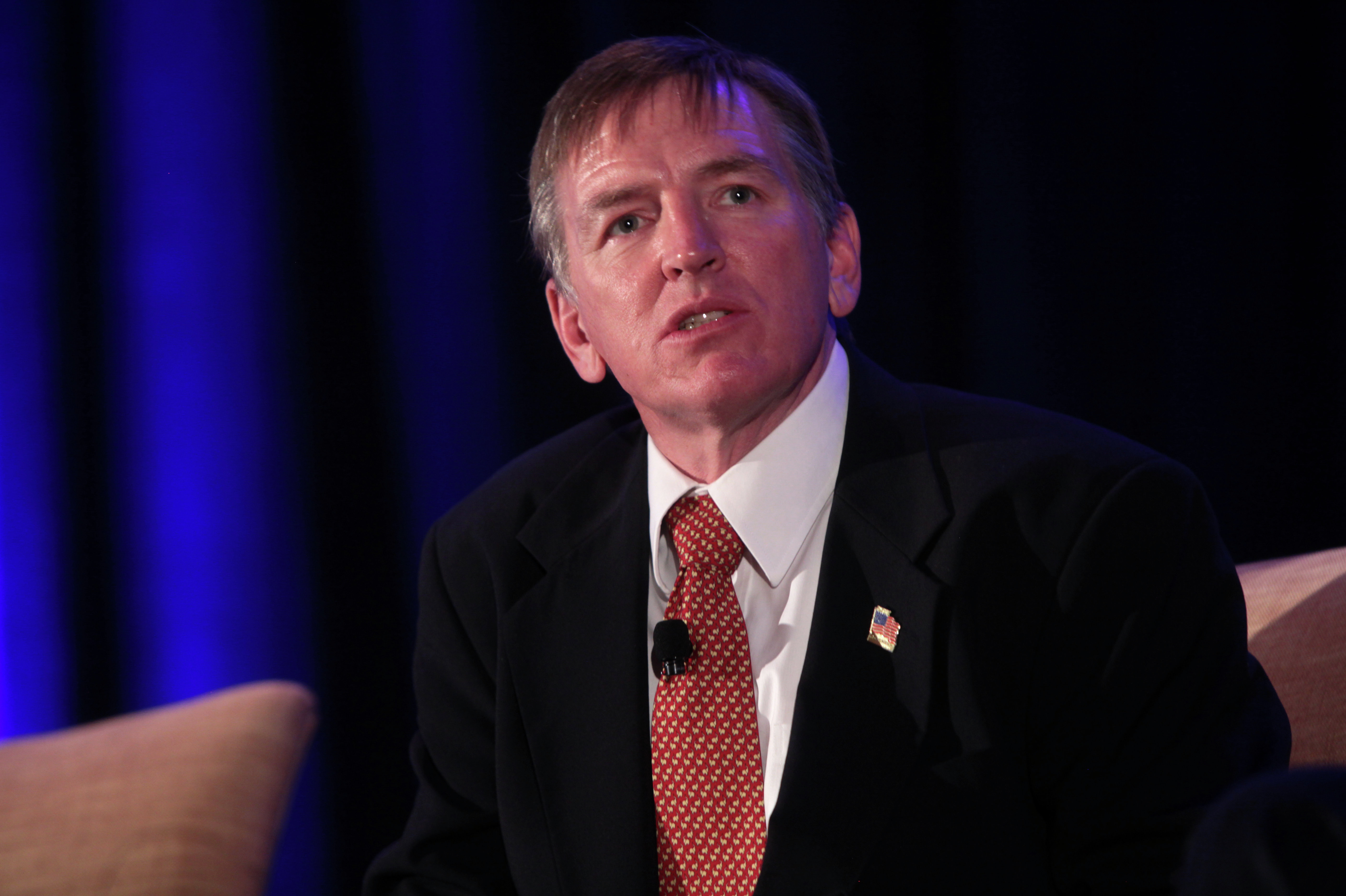 Arizona House Republican Paul Gosar wrote an op-ed for a conservative website saying he will boycott Pope Francis's address to the US Congress.
