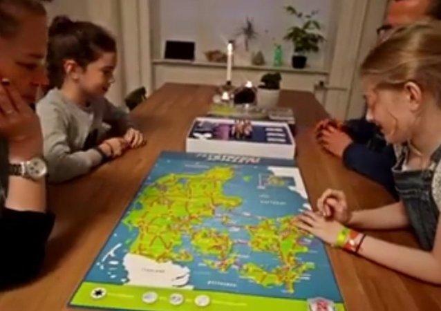 Migrants game