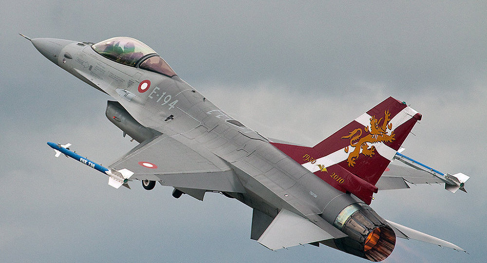 Royal Danish AirForce F-16