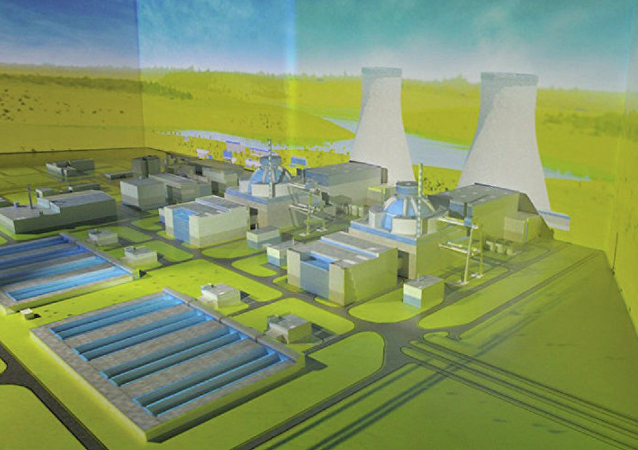 Turkey's first nuclear power plant Akkuyu