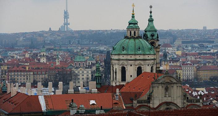 Cities of the world. Prague