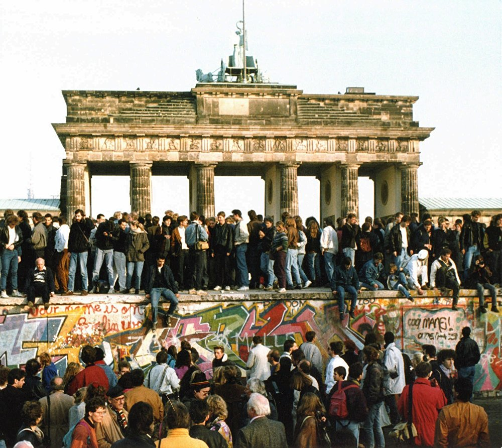 Germany Celebrates 25th Anniversary of Reunification