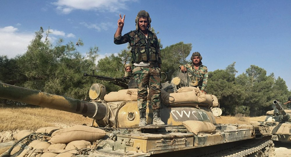 Syrian army readies for large-scale operation in Hama Governorate. file photo