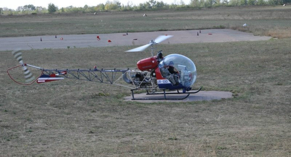 Lev-1 helicopter