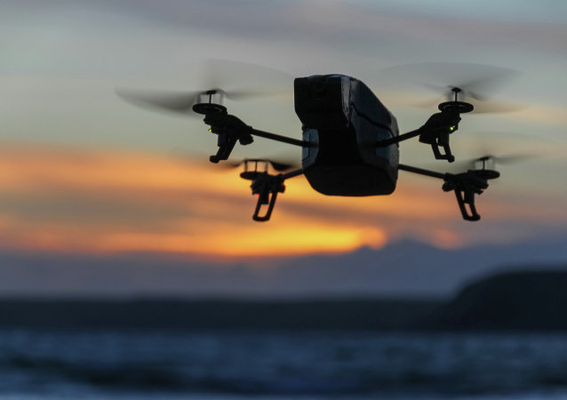 Drones almost caused collisions with airplanes near major airports in the United Kingdom on at least four occasions in August and September, local media reported Friday.