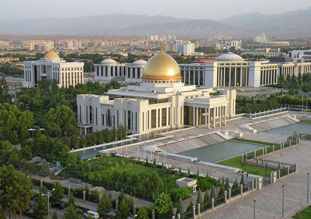 Ашхабад – столица Туркменистана