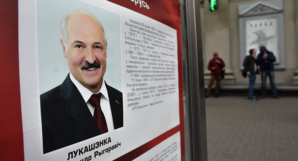 Presidential elections in Belarus